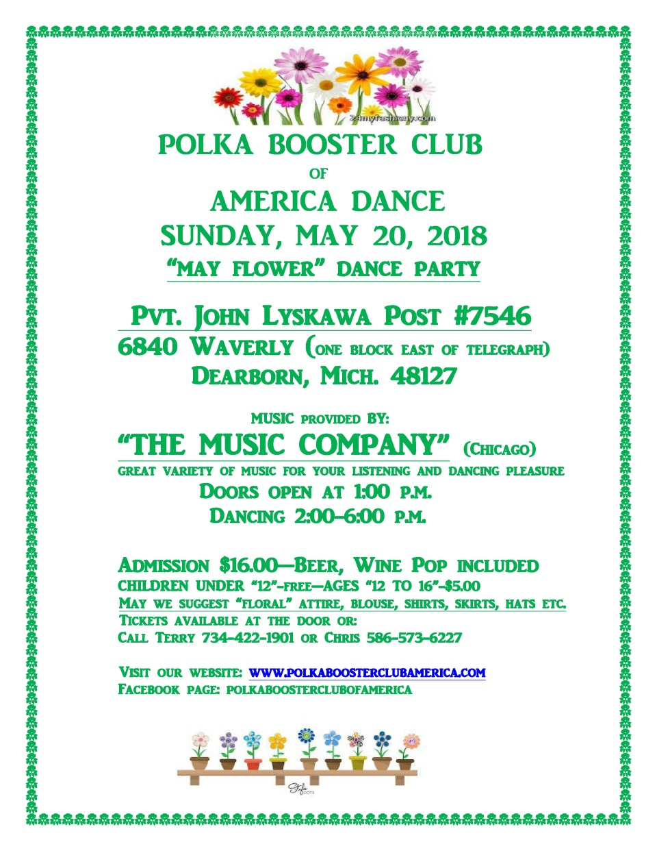 POLKA BOOSTER CLUB DANCE MAY-page-0