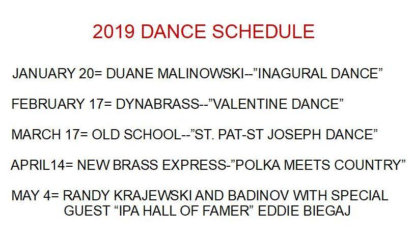 PBCA 2019 DANCE SCHEDULE C
